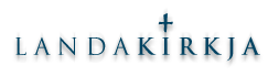 Landakirkja Logo