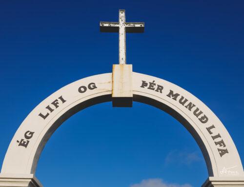 Útför Þórunnar I Ingvarsdóttur