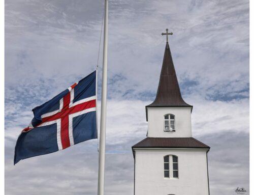 Streymi á útför Gunnars Karls Haraldssonar