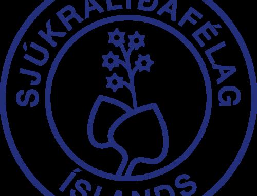 Sjúkraliðar styrkja Styrktarsjóð Landakirkju